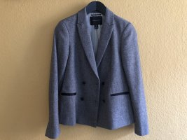 Maison Scotch Blazer Tweed multicolor Lana