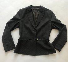 s.Oliver Blazer Tweed taupe-gris antracita Viscosa
