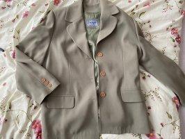 Ender Collection Blazer sweat grigio-verde