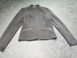 Tom Tailor Denim Sweat Blazer black polyester