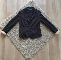 Mexx Jersey Blazer black-apricot cotton