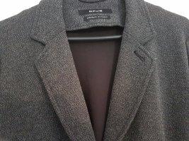 opus someday is today Blazer en jersey gris