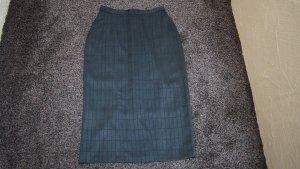Pencil Skirt anthracite-black mixture fibre