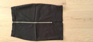 ATMOSPHÄRE Ołówkowa spódnica czarny Tkanina z mieszanych włókien