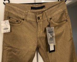 BLEND Jeans/Hose Gr. 27 Gold