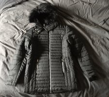 BlendShe Quilted Jacket black