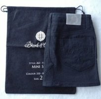 Blessed & Cursed Spódnica mini czarny