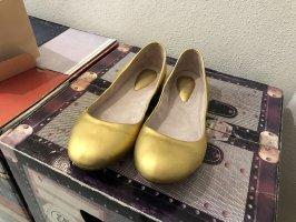 Bloch Ballerinas aus Leder