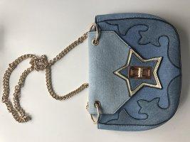 Blogger Denim Cross body bag