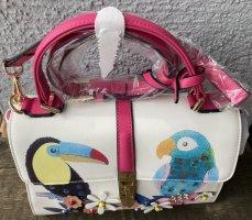 Blogger NEU Vogel Vögel Papagei Papageien Tukan Kakadu Tasche Umhängetasche HINGUCKER Blickfang