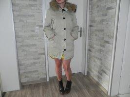 Blonde No. 8 Parka room Katoen