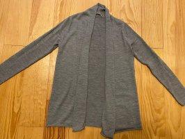 Bloom Giacca in maglia grigio