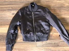 H&M Bomber Jacket anthracite