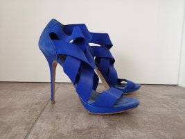 Blue Highheels