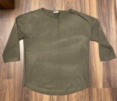 Blue Motion Longesleeve groen-grijs-khaki