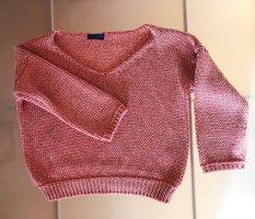 Blue Strenesse Sweter z dzianiny Wielokolorowy