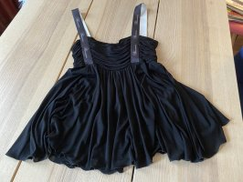 Blumarine Sleeveless Blouse black
