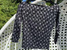 Blugirl Blumarine Koszula typu carmen ciemnozielony