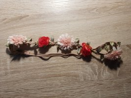 Tally Weijl Bandeau cheveux rouge clair-rose