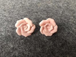 Accessorize Kolczyk ze sztyftem różowy