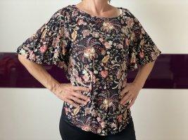 Blumenbluse Bluse elegant gr 34 , unbenutzt