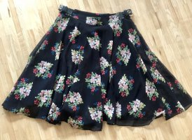 Guess Plaid Skirt multicolored