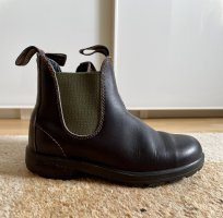 blundstone Chelsea laarzen zwart bruin-donkerbruin