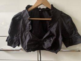 Tradycyjna bluzka czarny
