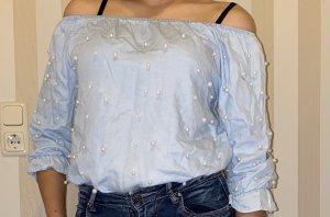100% Fashion Body koszulowe jasnoniebieski