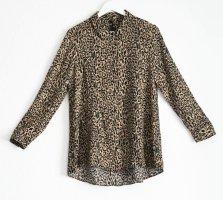 "Bluse Animal Print ""Leopard"""