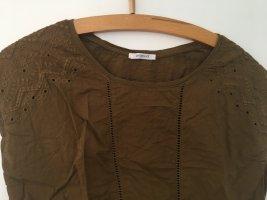 Bluse aus leichtem Stoff