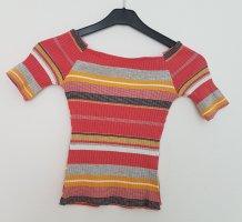 Bershka Blusa multicolore