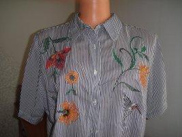Bexleys Colletto camicia multicolore Viscosa