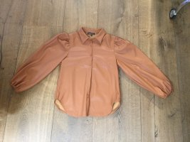 bluse Bluse Made in Italy braun Cognac Gr M