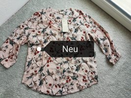 Cream Blusa de manga larga multicolor