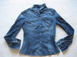 bluse hemd calvin klein ck neuwertig gr. s 36