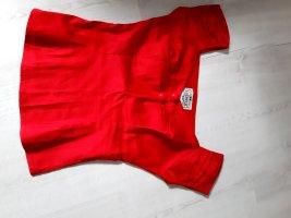 Collectif Vintage Carmen Blouse red