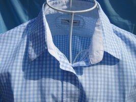 Bluse mit Vichykaro