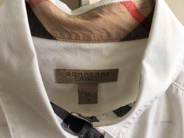 Burberry Camicia blusa bianco
