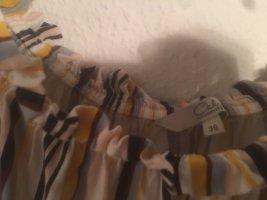 Bluse schulterfrei, 36