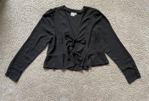 Asos Oversized Blouse black