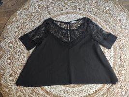 Bluse Shirt Zara spitze lace M 38
