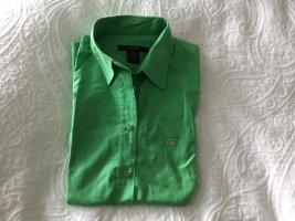 Gant Camicetta a maniche corte verde Cotone