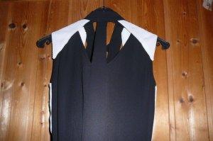 Bluse von Ipekyol, Gr. 36, schwarz-weiß.