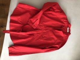 Looks by Wolfgang Joop Blouse avec noeuds rouge