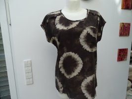 Michael Kors Sleeveless Blouse multicolored silk