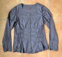 Qiero Long Sleeve Blouse blue