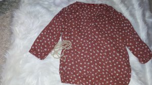 Anastacia by s.Oliver Blouse à manches longues or rose-vieux rose