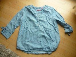 Bluse von s.oliver Größe 40 blau