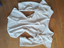 Vivance Camicetta con arricciature beige chiaro
